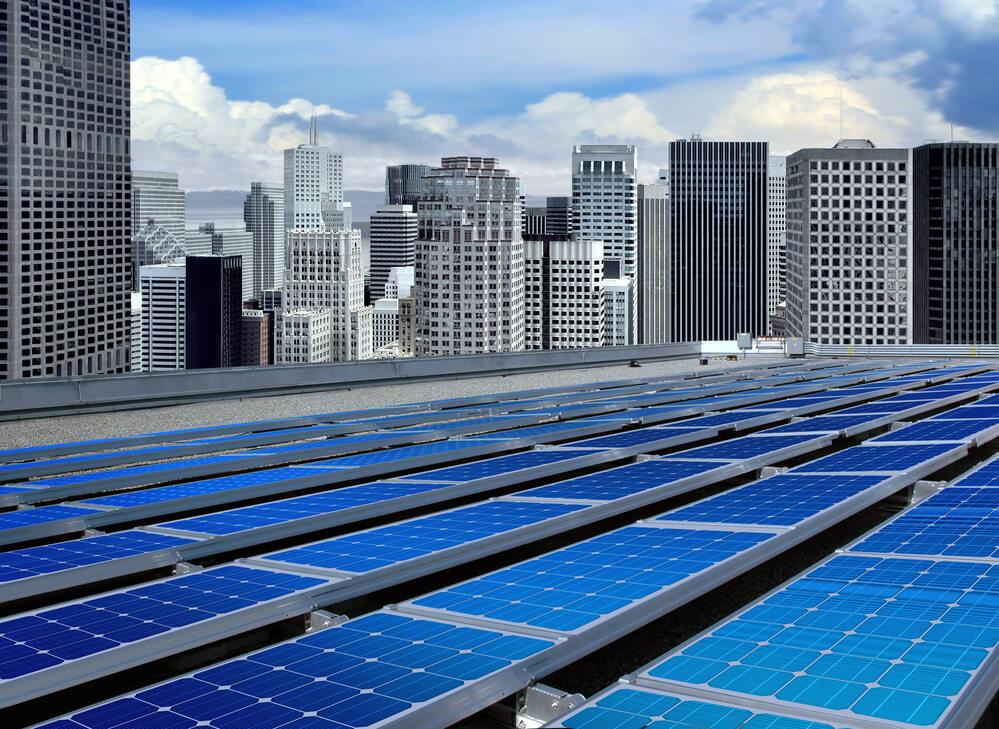 solar panels - palm springs