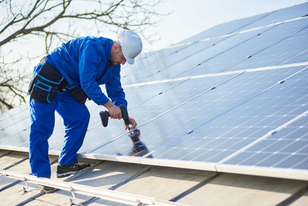 solar panel repair in california - Small Energy Bill
