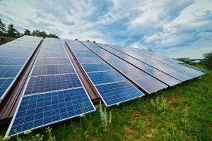 California commercial ground mount solar