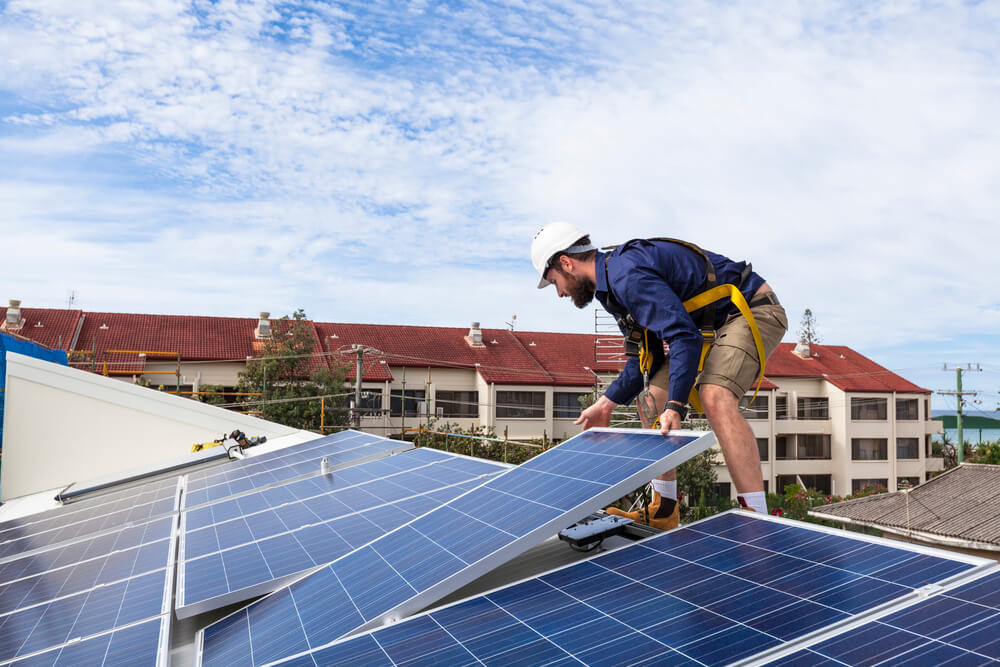 Installation of Solar at Home
