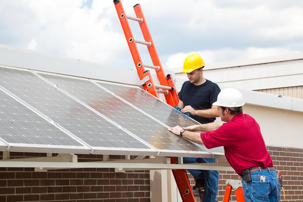 Palm Springs solar energy