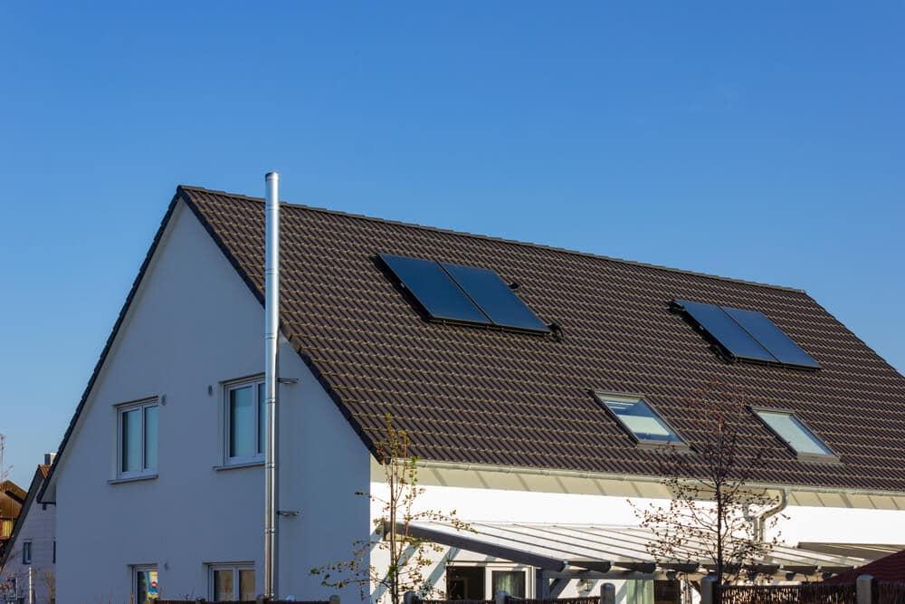 Solar Installation at Home