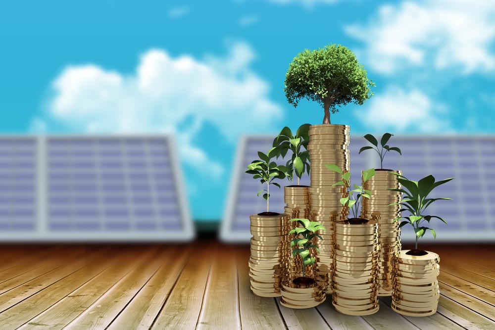 Solar Panels - Small Energy Bill