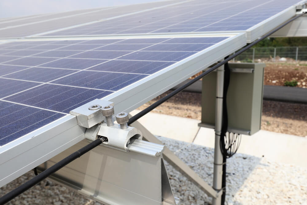 commercial ground mount solar